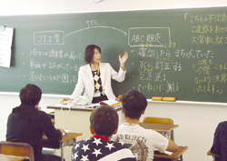 Introduction of our course | TOHOKU FOREIGN LANGUAGE